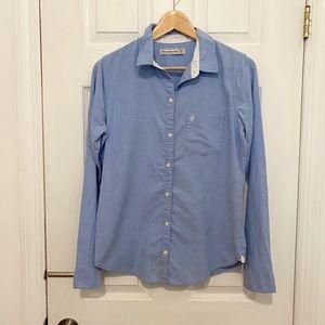 Classic Abercrombie Oxford Shirt in Medium
